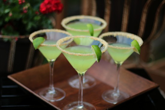 A Happy Return to Key West – Key Lime Pie Martini