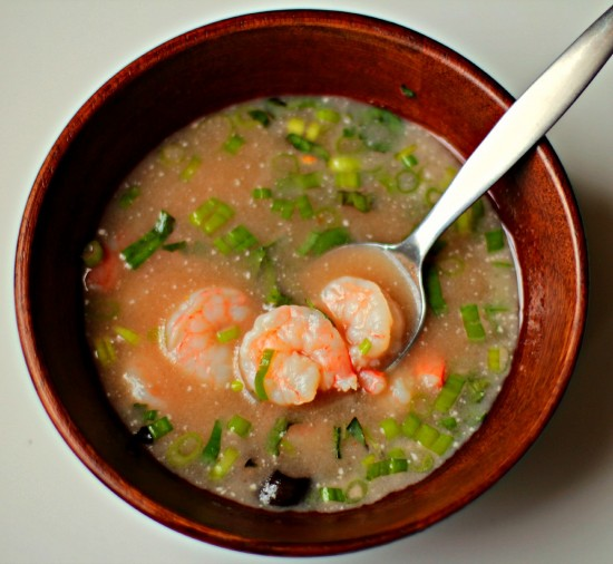 """The Breakdown"" – Coconut Shrimp Soup"