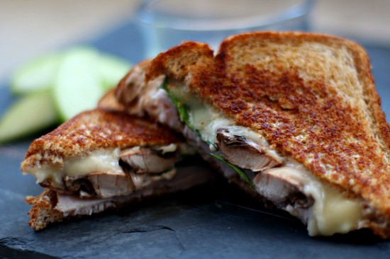 """Cider House Melt"" Sandwich"