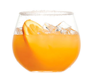 Orange Splash Cocktail – Courtesy of Southern Sophisticate