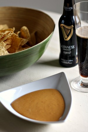Guinness Beer Cheese Dip