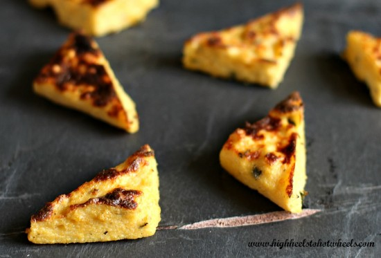 baked polenta triangles4