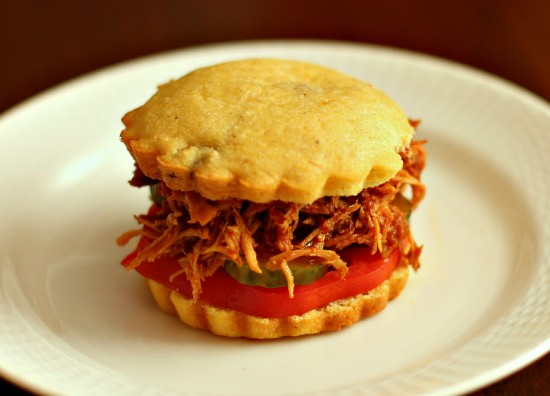chicken barbecue sandwich