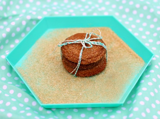 Bourbon Molasses Cookies – The Great Food Blogger Cookie Swap