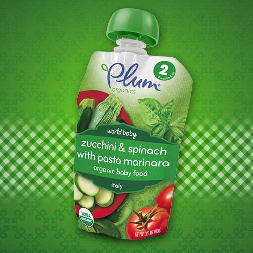 Plum Organics World Baby – Taste of Italy: Sponsored Post