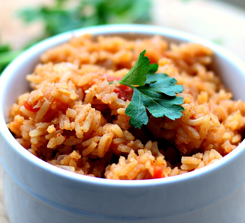 Easy Homemade Spanish Rice